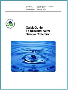How to Take a Water Sample